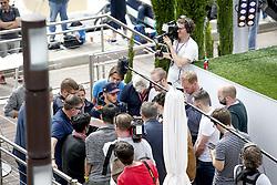 May 22, 2019 - Monte Carlo, Monaco - Motorsports: FIA Formula One World Championship 2019, Grand Prix of Monaco, ..#10 Pierre Gasly (FRA, Aston Martin Red Bull Racing) (Credit Image: © Hoch Zwei via ZUMA Wire)