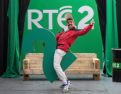 Repro Free: 11/09/2014<br /> Andy Quirke a.k.a. Damo from Damo and Ivor is pictured at the RT&Eacute; Two New Season Launch in Gateway House, Capel Street. Picture Andres Poveda
