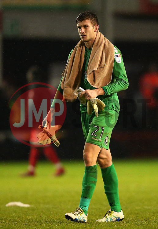 Adam Smith of Bristol Rovers - Mandatory by-line: Robbie Stephenson/JMP - 26/12/2017 - FOOTBALL - Banks's Stadium - Walsall, England - Walsall v Bristol Rovers - Sky Bet League One
