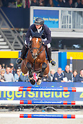 Felix Hassmann - Quiwitino WZ<br /> FEI WBFSH World Breeding Jumping Championships for Young Horses 2017<br /> © DigiShots