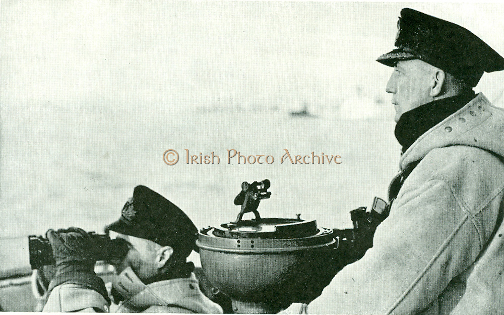 Atlantic Convoy of Royal Navy 1942