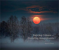 Enticing Colours and Haunting Atmospheres Book Cover