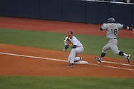 Ole Miss first baseman Sikes Orvis vs. UT-Martin at Oxford-University Stadium in Oxford, Miss. on Wednesday, February 20, 2013. Ole Miss won 15-2 to improve to 4-0.