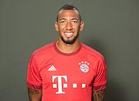 German Soccer Bundesliga 2015/16 - Photocall of FC Bayern Munich on 16 July 2015 in Munich, Germany: Jerome Boateng