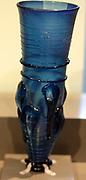 Claw beaker Glass Nettersheim, North Westphalia