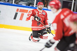 HEBAR Andrej during the match between HDD Jesenice vs HK SZ Olimpia at 16th International Summer Hockey League Bled 2019 on 24th August 2019. Photo by Peter Podobnik / Sportida