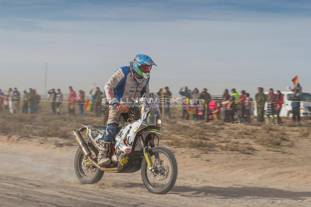 Dakar Rallye 2016 - Stage 6 - Uyuni - Uyuni