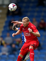 Ritchie de Laet of Leicester City in action - Mandatory by-line: Matt McNulty/JMP - 02/08/2016 - FOOTBALL - Pro Act Stadium - Chesterfield, England - Chesterfield v Leicester City - Pre-season friendly
