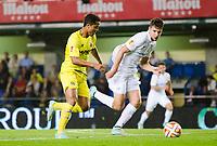 Giovani Dos Santos during the match of Uefa Europa League, 3 day. (Photo: Alter Photos / Bouza Press / Maria Jose Segovia)