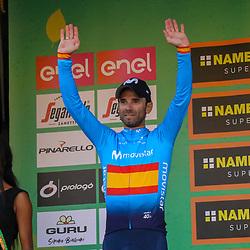 12-10-2019: Cycling: Il Lombardia: Como <br />Alejandro Valverde