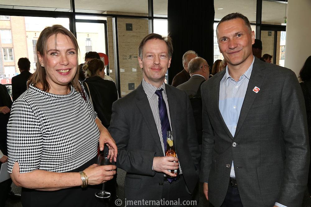 PPL AGM 2015 - King's Place, London. Wednesday, 3rd June 2015.(Photo/John Marshall JME)