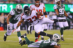 August 21, 2015: Atlanta Falcons at New York Jets