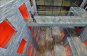 Nederland, the Nerherlands, 21-5-2015,De kelders van het instituut voor beeld en geluid herbergen archieven van nederlandse film en televisie.FOTO: FLIP FRANSSEN/ HOLLANDSE HOOGTE