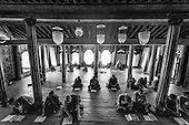 Myanmar in Black and White
