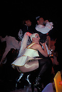 """World Aids Day, 1/12/1994<br /> """"Diamond Geezer goes to the seaside"""" at Bagleys"""