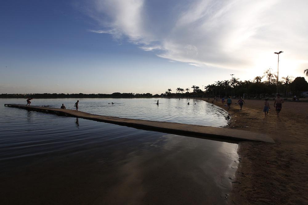 Lagoa da Prata_MG, Brasil.<br /> <br /> Lagoa da Prata em Lagoa da Prata, Minas Gerais.<br /> <br /> Lagoa da Prata in Lagoa da Prata, Minas Gerais.<br /> <br /> Foto: LEO DRUMOND / NITRO