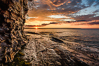 PICTURED ROCKS NATIONAL LAKESHORE - 2016: Photographer Bryan Mitchell was this years Artist in Residence at Pictured Rocks National Lakeshore in the Upper Peninsula of Michigan from Oct. 1-17, 2016 near Munising, Michigan. (Photo by Bryan Mitchell)