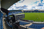 General view of the stadium before the EFL Sky Bet League 1 match between Gillingham and Portsmouth at the MEMS Priestfield Stadium, Gillingham, England on 8 October 2017. Photo by Martin Cole.