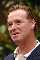 File photo dated 09/09/05 of Princess Diana's former lover James Hewitt who has spoken out about their affair, denying long-standing rumours he could have been Prince Harry's father.
