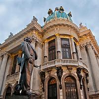 Teatro Municipal, Rio de Janeiro, Brasil, foto de Ze Paiva, Vista Imagens.