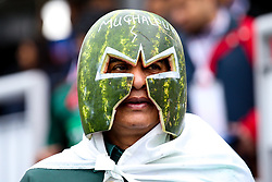 Pakistan fans fans during the Cricket World Cup 2019 - Mandatory by-line: Robbie Stephenson/JMP - 16/06/2019 - CRICKET- Old Trafford - Manchester, England - India v Pakistan - ICC Cricket World Cup 2019 group stage