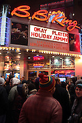 Atmosphere at The OkayPlayer Holiday Jammy Produced by Jill Newman Productions held at BB KINGS on Decemeber 16, 2009