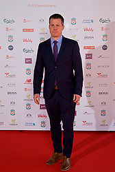 LIVERPOOL, ENGLAND - Tuesday, May 9, 2017: Liverpool commercial director Billy Hogan on the red carpet for the Liverpool FC Players' Awards 2017 at Anfield. (Pic by David Rawcliffe/Propaganda)