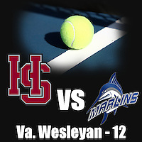 Tennis vs Va. Wesleyan - 12