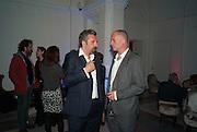 KEITH TYSON; DINOS CHAPMAN, Calder After The War. Pace London. Burlington Gdns. London. 18 April 2013.