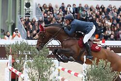 Bluman Daniel, (COL), Conconcreto Apardi<br /> Grand Prix Hermes <br /> Saut Hermes Paris 2016<br /> © Hippo Foto - Counet Julien