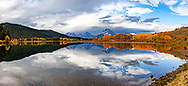 Oxbow Bend Reflections - Oxbow Bend - Grand Teton National Park, WY