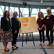 "City Hall, London, Uk, 29th June 2017. Unicorn Primary, Perry Hall Primary School, Warren Road Primary ""Gold Awards"" of the City Hall awards at the Health and education experts celebrate London's healthiest schools."