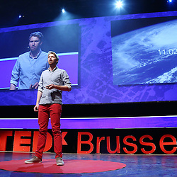 Session IV - Health - 01 December 2014<br /> <br /> Arthur Queval | What hurricanes and health should have in common<br /> <br /> TEDX BRUSSELS 2014 - The Territory and the MAP -  Belgium - Brussels - October 2014 &copy; TEDx Brussels/Scorpix