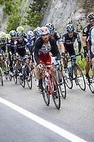 Luca Paolini - Katusha - 16.05.2015 - Tour d'Italie - Etape 08 : Fiuggi / Campitello Matese<br />Photo : Sirotti / Icon Sport