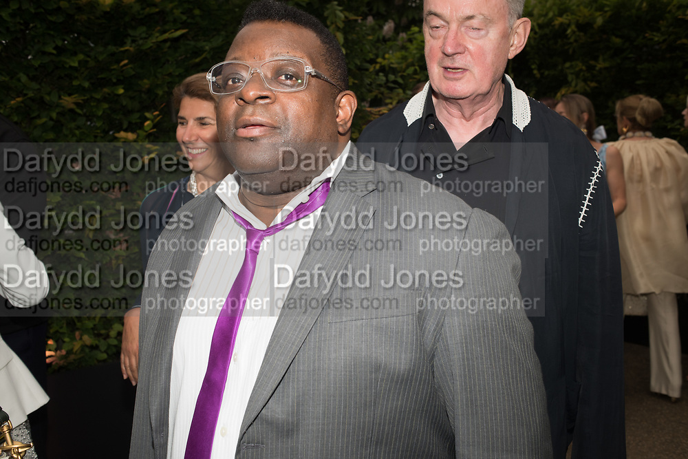 ISAAC JULIEN, The Serpentine Party pcelebrating the 2019 Serpentine Pavilion created by Junya Ishigami, Presented by the Serpentine Gallery and Chanel,  25 June 2019