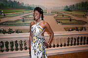Antonia Okonma, The Laurence Olivier Awards,The Grosvenor House Hotel, Park Lane. London.   21 March  2010