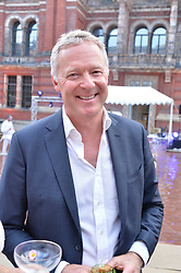 Rory Bremner at the V&A Summer Party 2017 held at the Victoria & Albert Museum, London England. 21 June 2017.<br /> Photo by Dominic O'Neill/SilverHub 0203 174 1069 sales@silverhubmedia.com