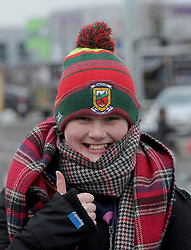 Sinead Gielty Dooega Achill pictured at the Mayo v Dublin league match at McHale park.<br /> Pic Conor McKeown