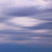 """""""Eye"""" 2<br /> <br /> Beautiful clouds make a pattern over Lake Huron!!<br /> The shape resembles that of an eye!!<br /> <br /> Nature Abstracts by Rachel Cohen"""