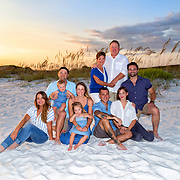 Stubblefield Family Beach Photos