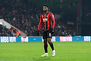 Jefferson Lerma (8) of AFC Bournemouth during the Premier League match between Bournemouth and Brighton and Hove Albion at the Vitality Stadium, Bournemouth, England on 21 January 2020.
