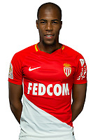 Djibril Sidibe during Photoshooting of Monaco for new season 2017/2018 on September 28, 2017 in Monaco, France. (Photo by Chateau/Asm/Icon Sport)