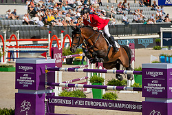 Ehning Marcus, GER, Comme Il Faut 5<br /> European Championship Jumping<br /> Rotterdam 2019<br /> © Dirk Caremans<br /> Ehning Marcus, GER, Comme Il Faut 5