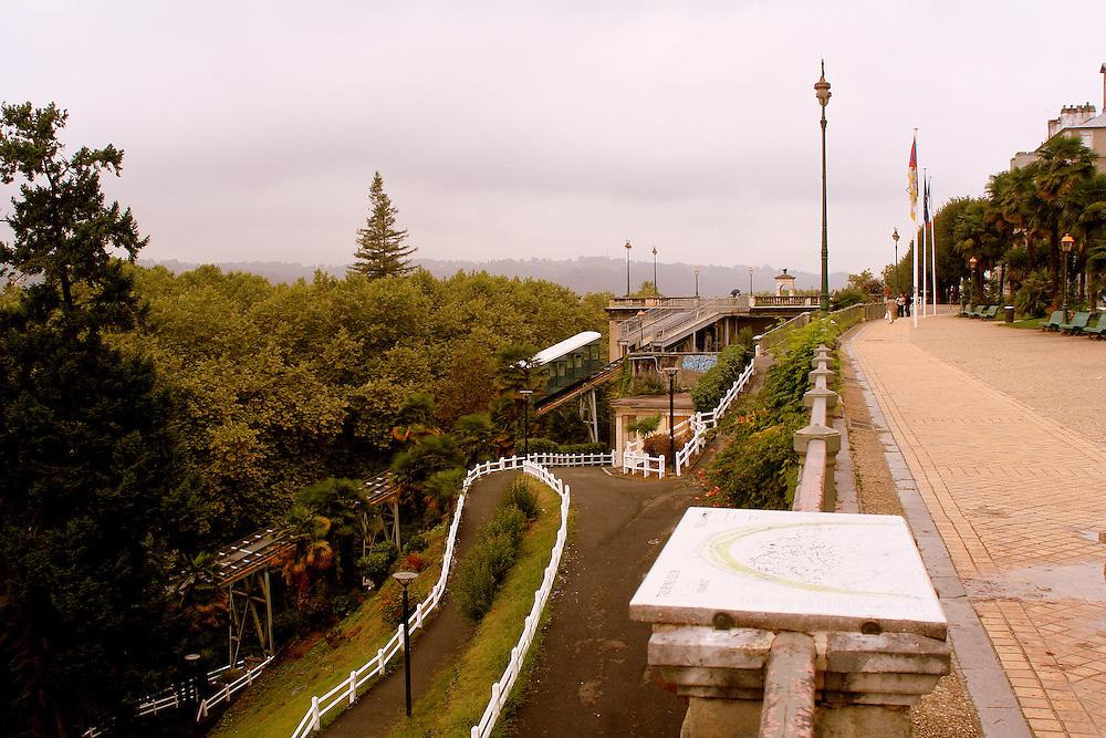 Funiculaire de Pau<br /> Pau France