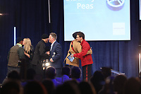 black Eyed Peas accept their award during the O2 Silver Clef Awards 2019, Grosvenor House, London, UK, Friday 05 July 2019<br /> Photo JM Enternational