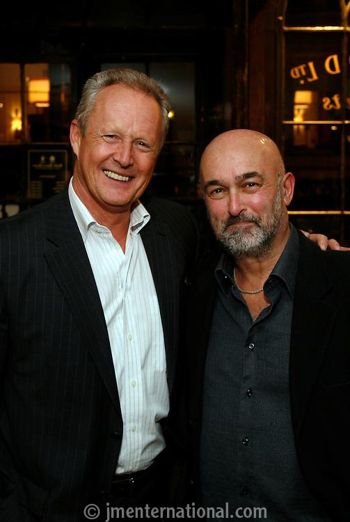 Brian MacLaurin & Peter Lassman