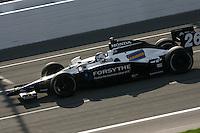 Marco Andretti, Road Runner Turbo Indy 300, Kansas Speedway, Kansas City, KS USA 27/4/08