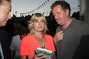 RACHEL JOHNSON; PIERS MORGAN, Rachel Johnson book launch of Fresh Hell, Acklam Village Market, Acklam Rd. London W10.
