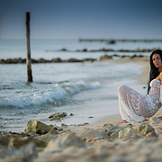 Beach shoot in Cozumel, Mexico