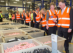Christchurch-Prime Minister visits Skellerup Rubber plant